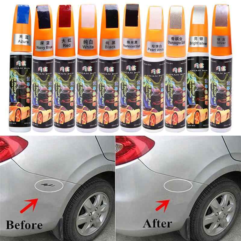 Auto Herstellen Vullen Verf Pen Tool Universele Applicator Waterdichte Touch Up Auto Verf Reparatie Jas Schilderen Kras Clear Remover1pc