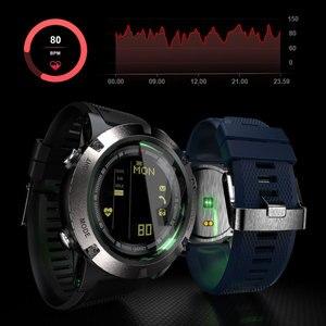 Image 3 - Lokmatスマート腕時計男性の心拍数モニター防水 50 メートルのbluetooth通話リマインダースポーツ時計スマートウォッチiosのandroid携帯