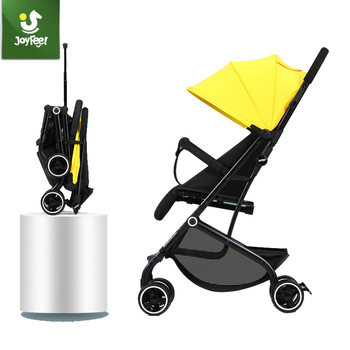 Joyfeel  baby stroller ultra light folding simple children's trolley can sit reclining high landscape cart Russia free shipping
