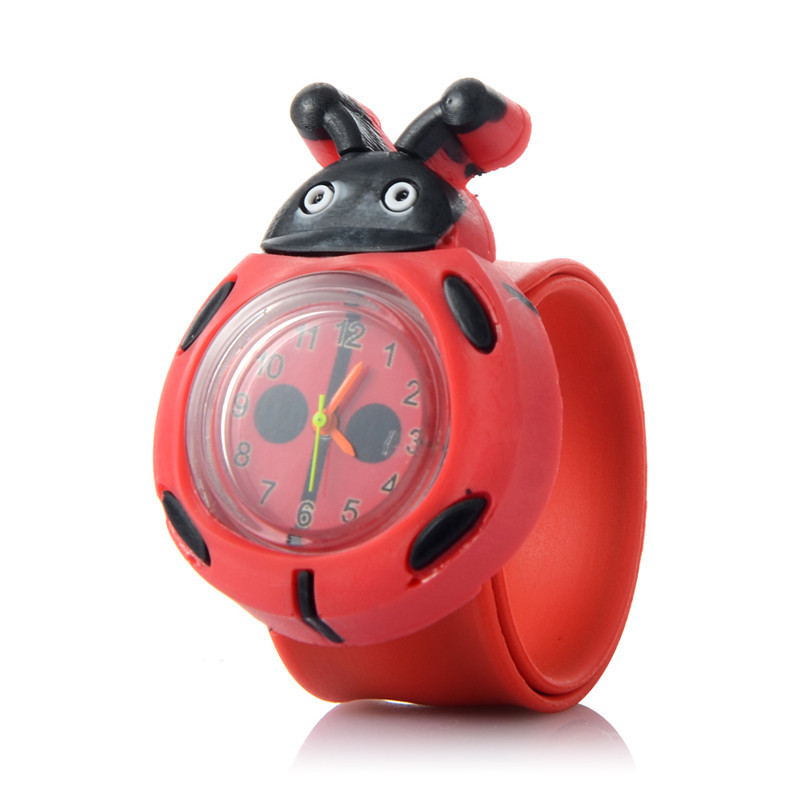 New Baby Kid Quartz Wrist Watches 3D Cartoon Watches 16 Kinds Of Animal Children'S Watch For Girls Boys More Intimate Gift