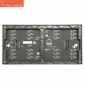 Image 3 - 256x128mm livraison gratuite matricielle P4 RVB LED écran publicitaire à led led écran carte de module 64x32 pixels haute résolution led laffichage tv