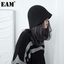 Keep-Warm EAM Hat Fishermen Autumn Black Winter Women New Fashion Round Dome