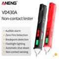 ANENG VD430A Digitale Intelligente Multimeter Stift AC Spannung Tester Sensor Stift Nicht-Kontaktieren Voltmeter Alarm für Elektrische Werkzeuge