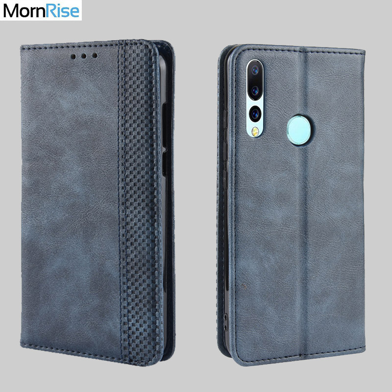 For UMIDIGI A5 / A7 PRO Case Book Wallet Vintage Slim Magnetic Leather Flip Cover Card Stand Soft Cover Luxury Mobile Phone Bags