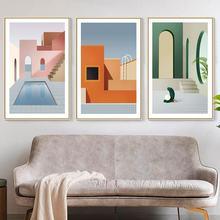 Сухая Гортензия искусство картина холст для гостиной спальни
