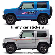 For Suzuki Jimny car stickers body door decoration appearance modification