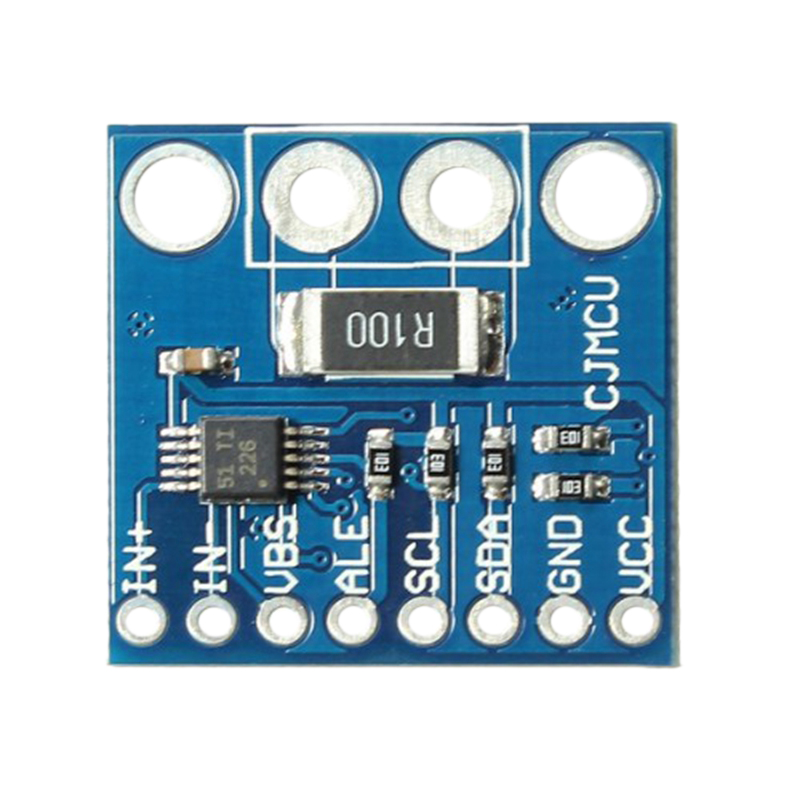 OPQ-Ina226 Bi-Directional Voltage Current Power Alert Monitor Module I2C Iic 36V