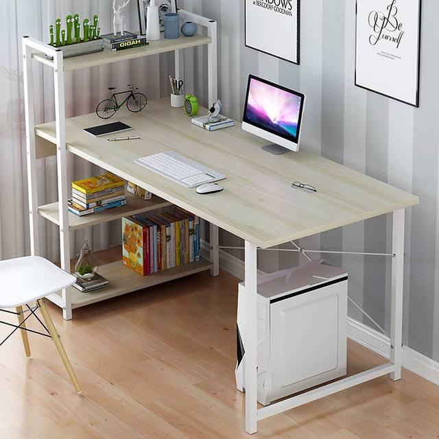 Book Shelf Desk Combo 1