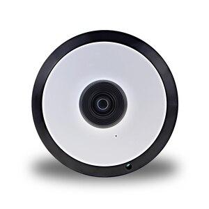Image 2 - Dahua IPC EW4431 ASW 4MP Panorama POE WIFI 360 Fisheye IP Camera Built in MIC SD Card Slot Audio Alarm Interface