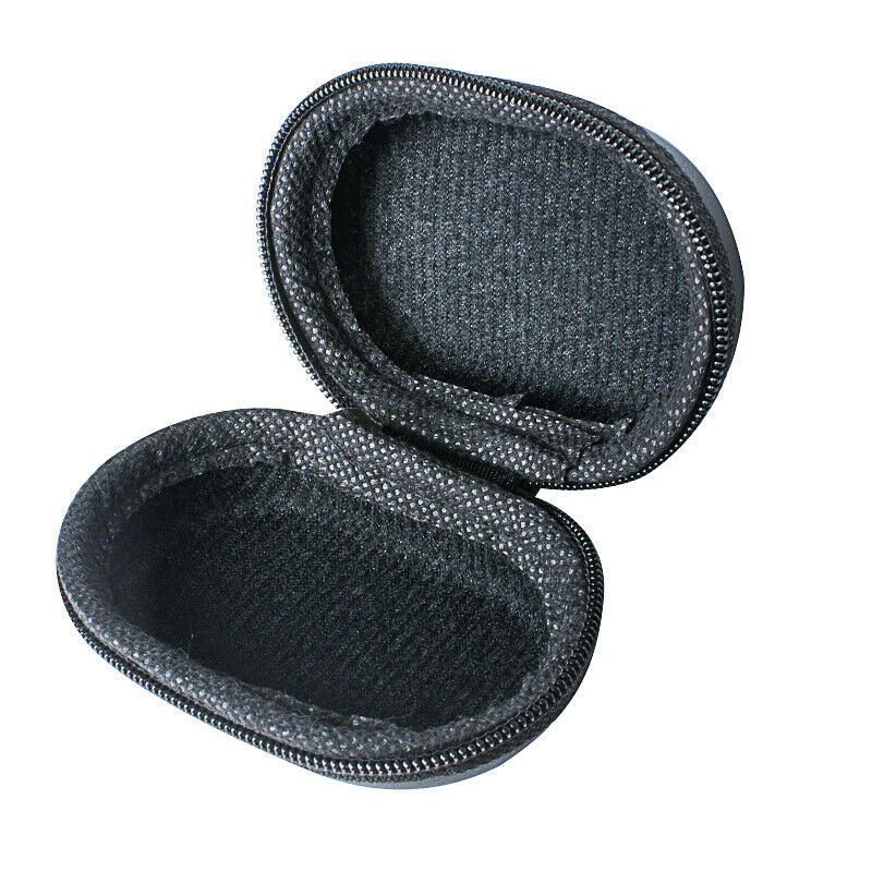 1pc Durable Oximeter Case Black Portable SpO2 Finger Pulse Oximeter Pouch Bag Carrying Case Bag Health Care Tool