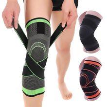1pc joelheira elástico bandagem pressurizado joelheiras suporte de joelho protetor para fitness esporte correndo artrite muscular joint brace