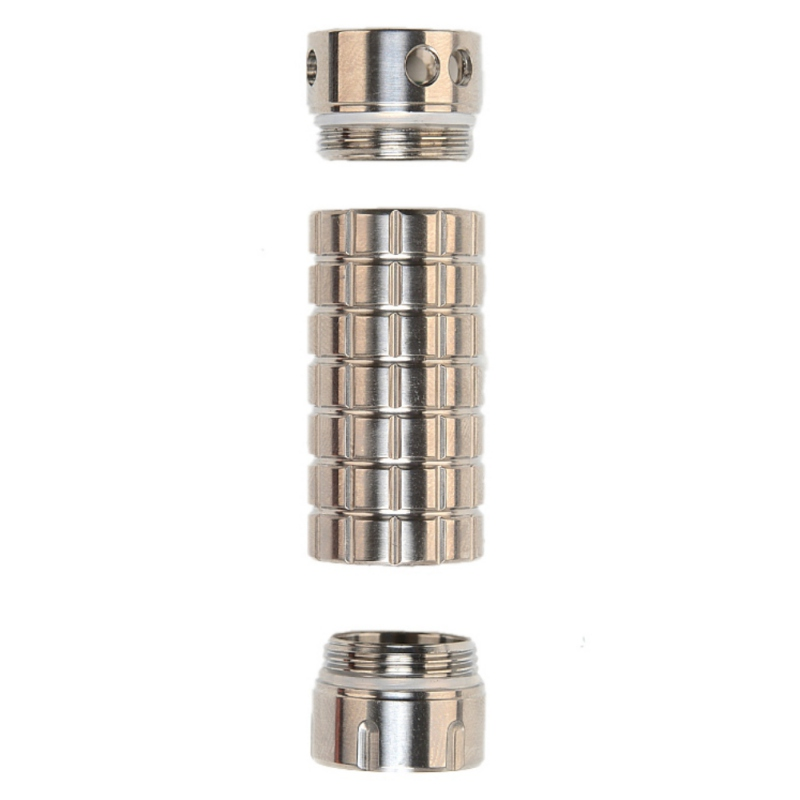Portable Titanium Alloy Seals Bottle Waterproof Canister Medicine Bottles Capsule Pill Tank Outdoor EDC First Aid Supplies|Outdoor Tools| |  - title=