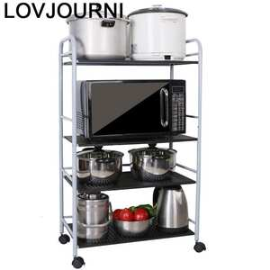 Shelves Paper-Towel-Holder Storage-Rack Estantes-Organizer Trolleys Kitchen-Shelf Prateleira