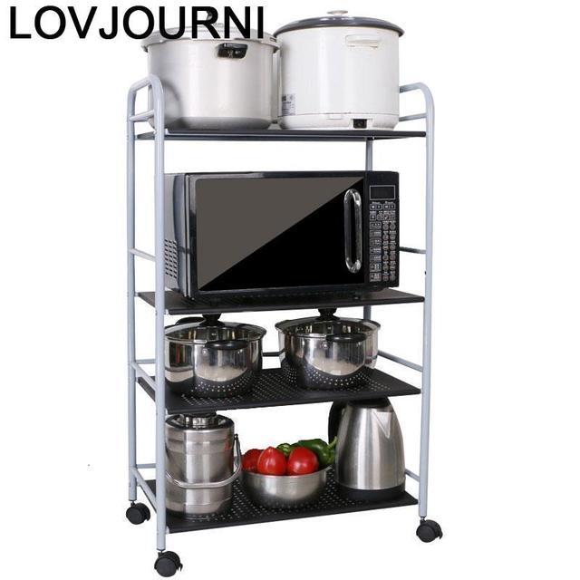 Storage Rack Scaffale Mensole Kitchen Shelf Paper Towel Holder Repisas Y Prateleira Estantes Organizer Trolleys Shelves