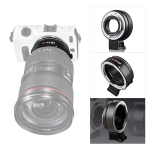 Image 3 - Viltrox Auto Focus EF EOS M MOUNT Lens Mount Ring Adapter for Canon EF EF S Lens to Canon EOS Mirrorless Camera