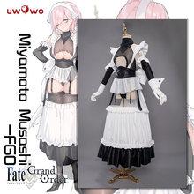 Uwowo аниме fate grand order/fgo miyamoto musashi douji ver