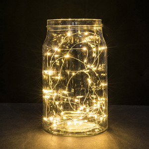top selling in 2020 1M String Fairy Light 10 LED Battery Operated Xmas Lights Party Wedding Lamp Support Wholesale Dropshipping