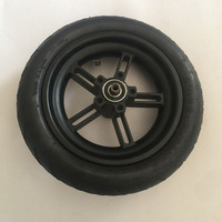 Mijia M365 Rear Wheel Hub Tire 8 1/2X2 MI Electric Scooter Wheels Tyres Scooter Accessories Hoverboard 8.5 inch wheels|Scooter Parts & Accessories| |  -