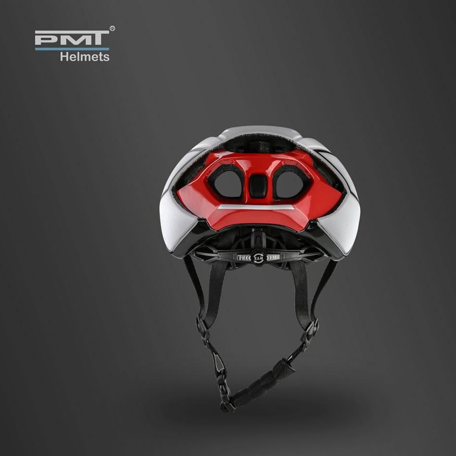 Image 2 - Pmt novo capacete de bicicleta integralmente moldado ciclismo capacete respirável estrada montanha mtb capacete da bicicletabicycle helmetcycling helmetbike helmet -