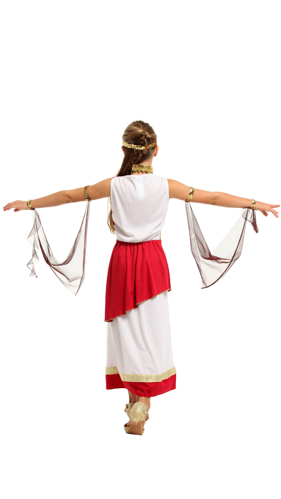 Venus Roman Goddess Child Costume