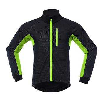 Thermal Fleece Cycling Jacket Pants Breathable Clothing Windproof Waterproof Long Jersey for Bicycle MTB Road Bike arsuxeo winter keep warm cycling coat waterproof windproof bicycle jacket sport breathable mtb jackets bike clothing