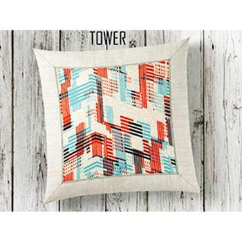 Tower 3d Pillow decorate image