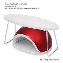 Подушки для рук для ногтей, держатель для рук, профессиональный инструмент для маникюра, подушки для рук, красный мягкий профессиональный