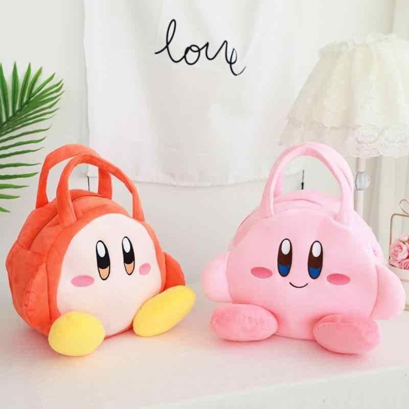 NEW Super Kawaii Game Kirby Tote bag Handbag Shoulder Bag shopping bag plush