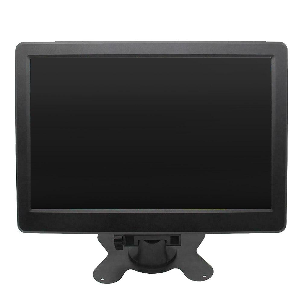 10 Polegada 2560x1600 p display lcd hdmi tela portátil ultra fino acessórios do computador vga com caixa protetora 2 k para raspberry pi