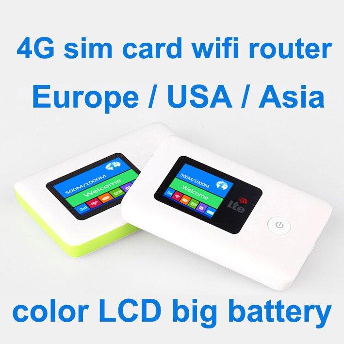 LR113 4G Router Wireless Lte USB Wifi Modem Sim Card Router MIFI Pocket Hotspot