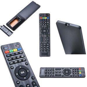 Image 1 - מרחוק בקר החלפה עבור MAG254 MAG250 255 260 261 270 IPTV טלוויזיה קופסא שחור טלוויזיה שלט רחוק