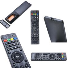 Remote Controller Replacement for MAG254 MAG250 255 260 261 270 IPTV TV Box Black TV Remote Control