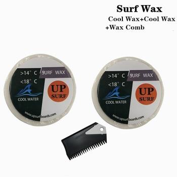 Surf wax Cool Water Wax+Cool water wax +surf wax comb Surfboard wax surf wax cool water wax surf wax comb good quality surfboard wax