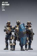Для продажи 1/18 JOYTOY JT0067 Индиго мужская команда солдат фигурку модель коллекция игрушка в наличии