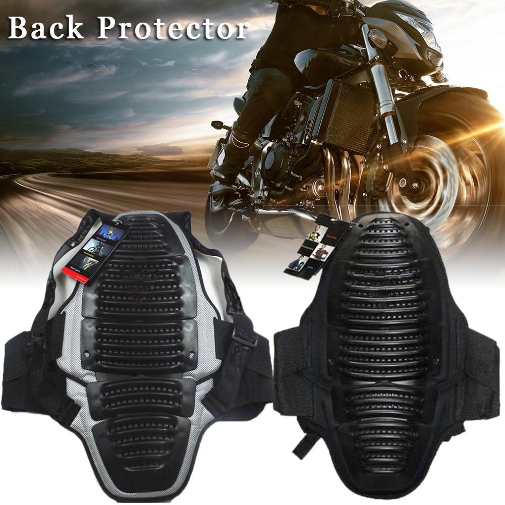 Protetor traseiro de cavaleiro de motocicleta, equipamento