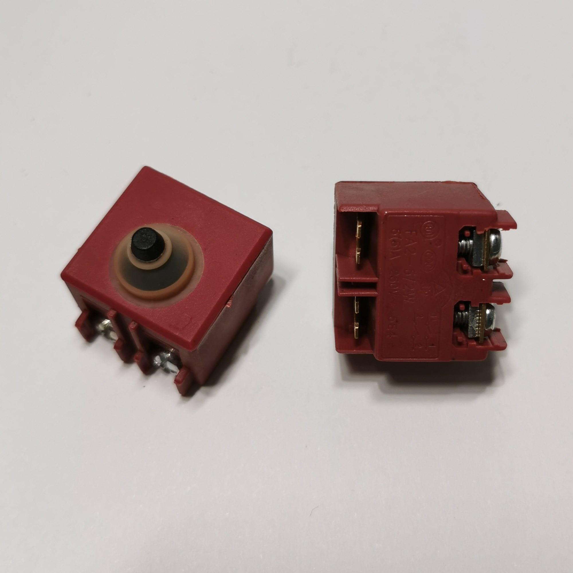 Switch 650560-8 DPX-2110-R Replacement For MAKITA GA5030 GA4530 9558NB 9558HN 9557NB 9557HN 9555NB 9555HN 9554HN 9558PB