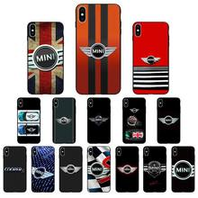 Phone-Case Classic Mini Cooper 6s YNDFCNB for 11 Pro Max-X-Xs 6/6s/7/8-plus 5 5S XR National