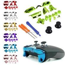 Nieuwe Vervanging Bumper Lb Rb Trigger Knoppen Onderdelen Voor Xboxone Elite Controller Reparatie Game Accessoires