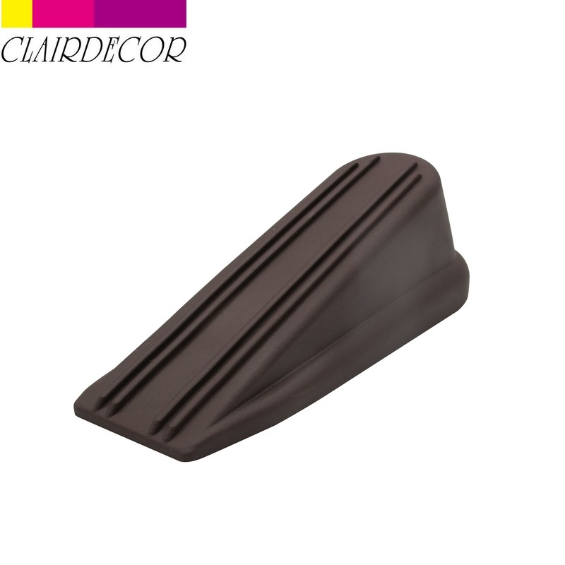 Convenient Mouse Design Door Stop Stopper Guard Baby Safety Protector Furnishard Wedge Shaped Baby Safe Door Stops