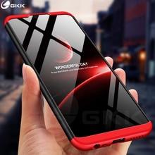 GKK Luxury Case for Xiaomi Redmi 8 8A Case 360 Full Protecti