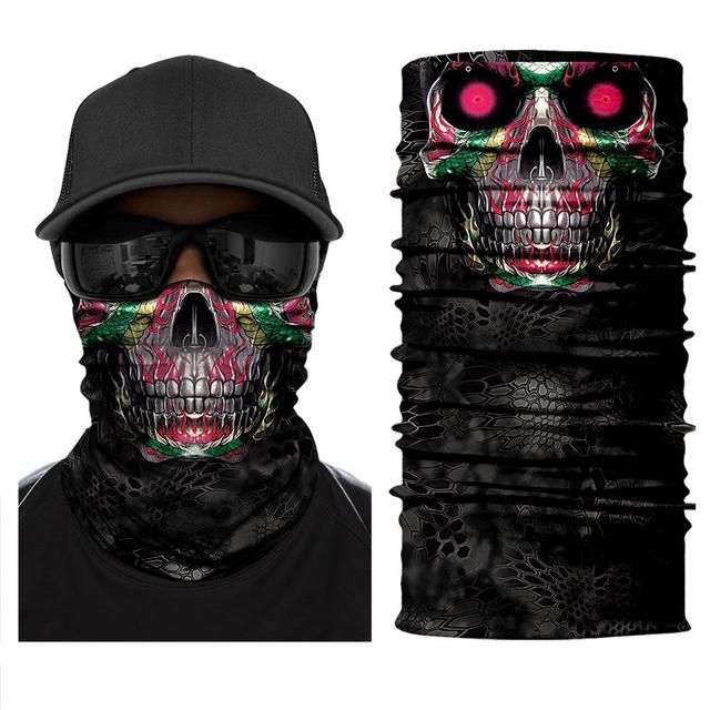 Anti-dust Mask Motorcycle Bicycle Outdoor Sports Cycling Wearing Windproof Summer Face Mouth Half Mask 2
