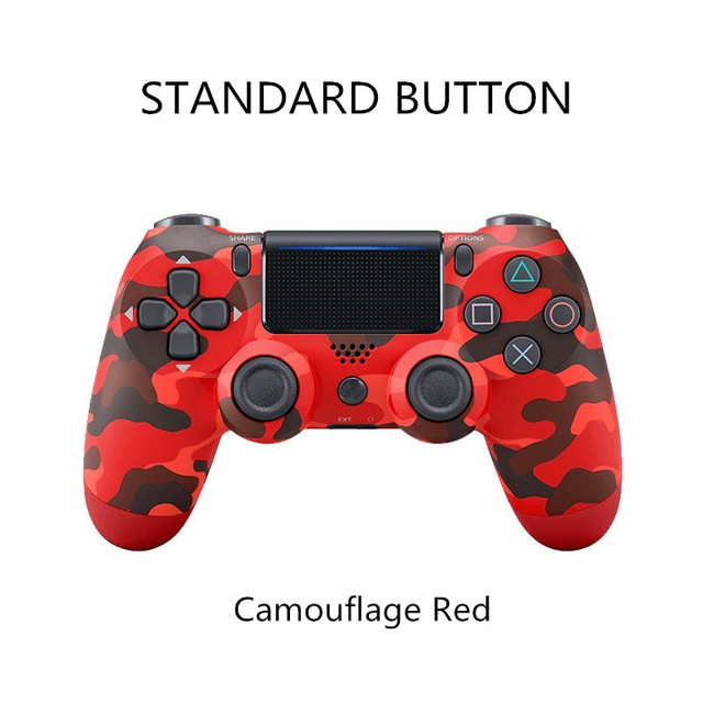 type2 Camouflage red
