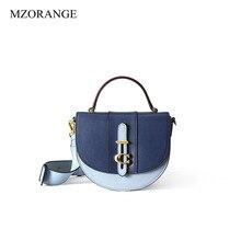 Genuine Leather Half Month Saddle Bag In Women's Tote Fashion Handbag Luxury Handbags Women Bags Designer Shoulder Crossbody Bag стоимость