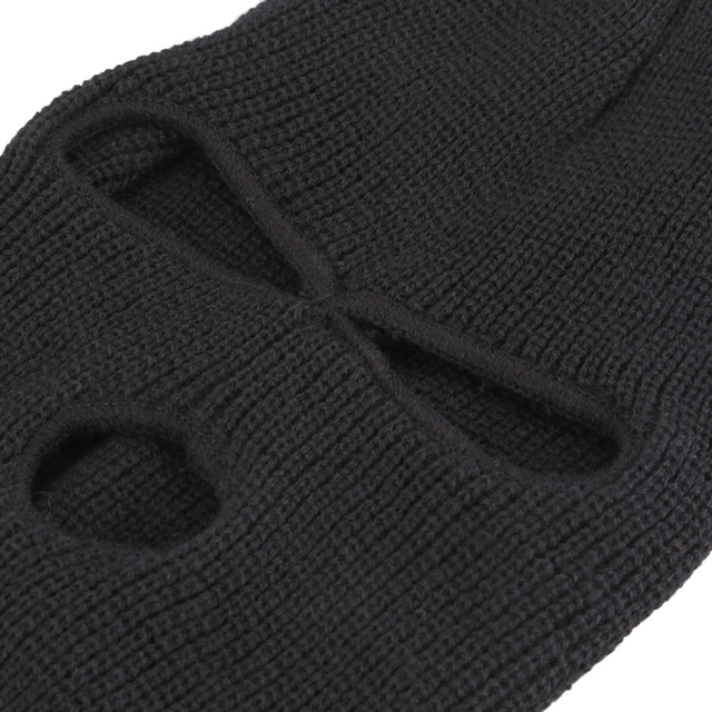 For Balaclava Black Mask Thinsulate Winter Sas Style Army Ski Knitted Neck Warmer 2