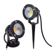 10X led إضاءة خارجية مصابيح إنارة مصباح حديقة 3 واط 5 واط 10 واط 9 واط في الهواء الطلق مصباح الحديقة 12 فولت 220 فولت في الهواء الطلق led أضواء الحديقة للإضاءة ساحة