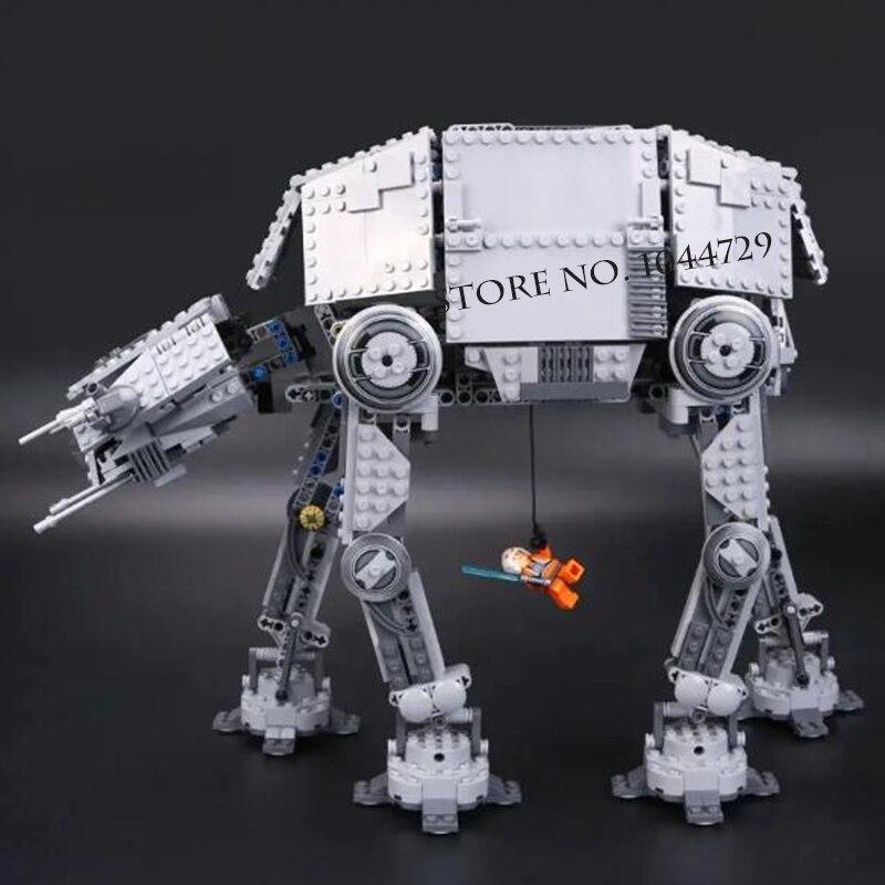Nouveau Star Toys Wars Compatible avec Lepining motorisé marche à-At ensemble assemblage jouets modèle enfants cadeaux blocs de construction jouets