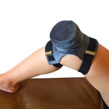 SHARE HO китайская терапия коленный коробка мокса с бархатной сумкой нагревание акупунктурный массаж для пожилых прижигание коробка