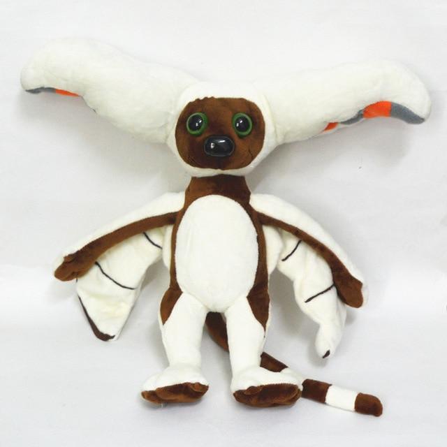 45/55CM jouets en peluche Anime Avatar Appa jouets en peluche série Tv doux en peluche poupées pour enfants cadeau danniversaire