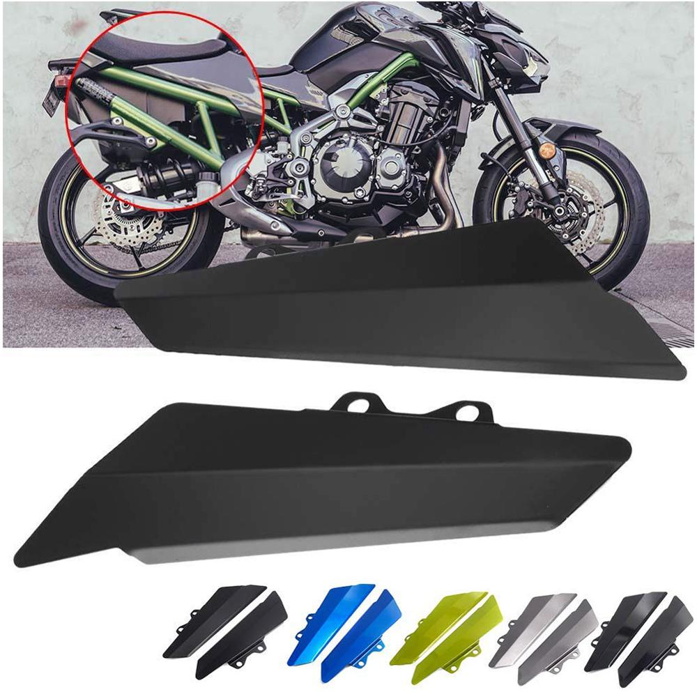 For <font><b>Kawasaki</b></font> Z900 Side Panel CNC Aluminum Left Right Fairing Cover Plate Guard <font><b>Z</b></font> <font><b>900</b></font> ZR900 <font><b>Motorcycle</b></font> Accessories 2017 2018 2019 image