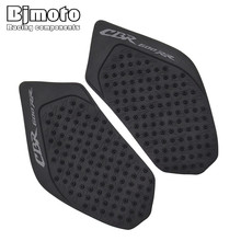 New Motorcycle Anti Slip Pad Sticker Motorbike Tank Traction Pads Side Knee Grip Protector For Honda CBR600RR CBR 600 RR 03-06